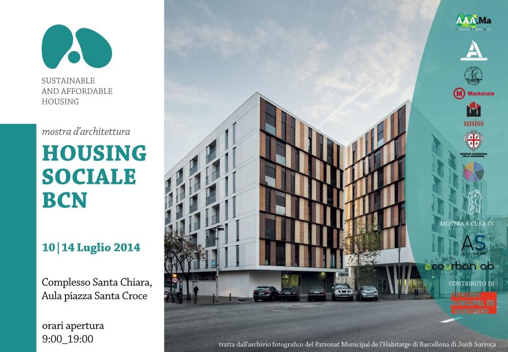 Inaugurazione mostra HOUSING SOCIALE BARCELLONA (1/2)